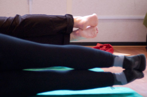 Pilates lessons in action at Pilates to the Core